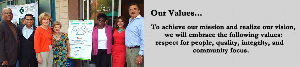 Our Values…
